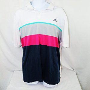 Adidas Clima Cool Golf Polo